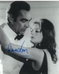 Lana Wood (Bond Girl) - Genuine Autograph #3